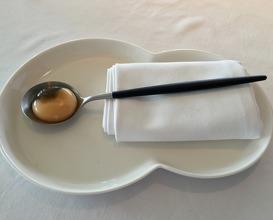Meal at Geranium