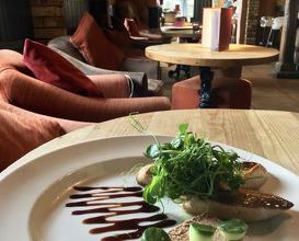 Meal at Brampton Mill