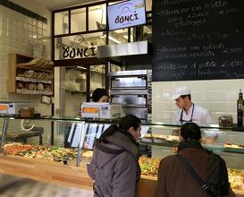 Meal at Pizzarium Bonci