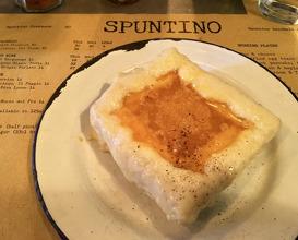 Meal at Spuntino