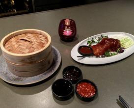 Meal at HKK