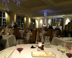 Meal at Dining Room at The Goring