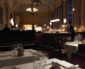 Meal at The Gilbert Scott