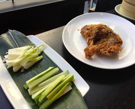 Meal at Yauatcha