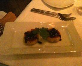 Meal at Tamarind