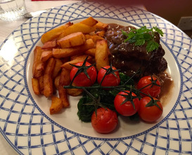 Meal at French Living