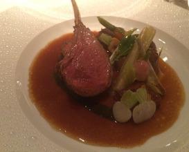 Meal at Restaurant Gordon Ramsay