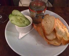 Meal at Hawksmoor