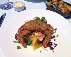 Meal at Oxo Tower Brasserie