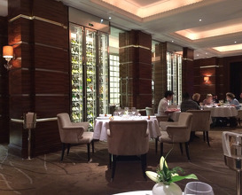 Meal at Alyn Williams at The Westbury