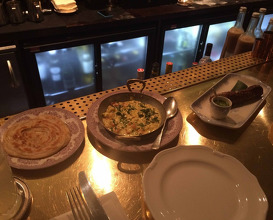 Meal at Gymkhana