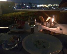 Meal at Sirocco at The Lebua Hotel