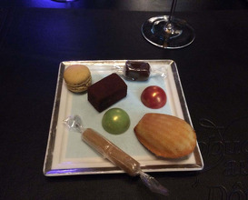 Meal at Robuchon au Dome
