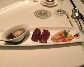 Meal at Tin Lung Heen