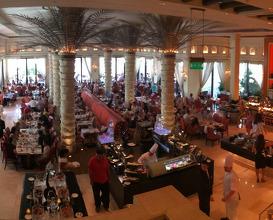 Meal at Friday Brunch at Al Qasr