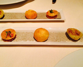 Meal at Andrew Fairlie at Gleneagles