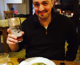 Meal at The Plough Inn