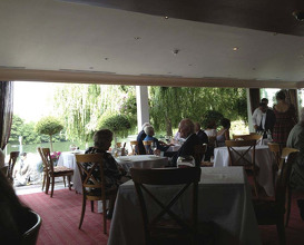 Meal at The Waterside Inn