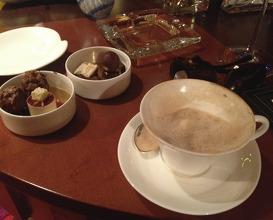 Meal at Al Mahara