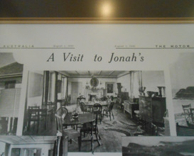 Meal at Jonah's