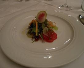 Meal at Tetsuya's