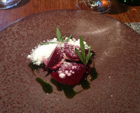 Meal at L'Enclume