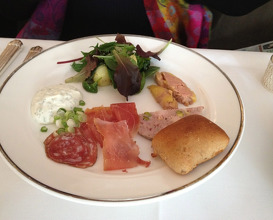 Meal at The Connaught Hotel Brunch