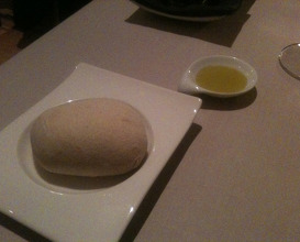 Meal at El Lago