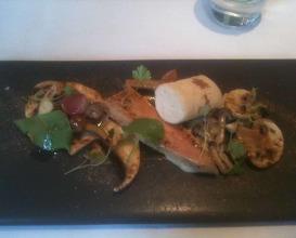 Meal at Tom Aikens Restaurant
