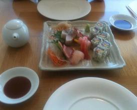 Meal at Nobu