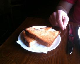 Meal at The Royal Oak