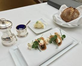 Meal at Céleste