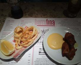 Meal at Barrafina