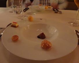 Meal at Reflets