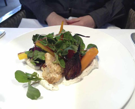 Meal at Launceston Place