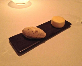 Meal at Marcus Wareing at The Berkley