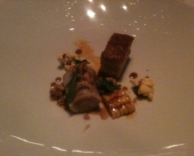 Meal at Rhodes W1