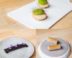 Dinner at Souvenir Restaurant