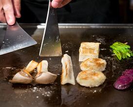 Dinner at ANA InterContinental Ishigaki Resort