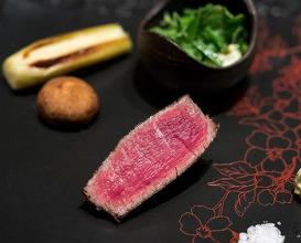 Dinner at 【石垣吉田】ishigaki yoshida