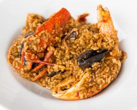 Dinner at Banys Lluís
