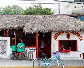 Dinner at Antojitos la Chiapaneca Tulum