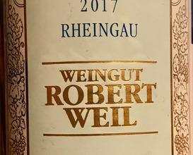 Robert Weil. Riesling