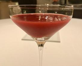 Intermezzo liquid strawberry ice cream