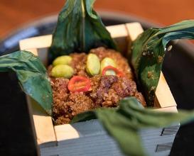 Dinner at Fu He Hui