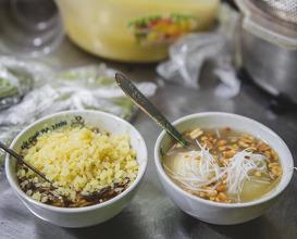 Dinner at Xôi Chè Bà Thìn Số 1 Bát Đàn