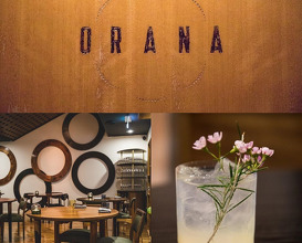 Dinner at Restaurant Orana