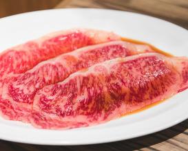 Dinner at 焼肉ジャンボ