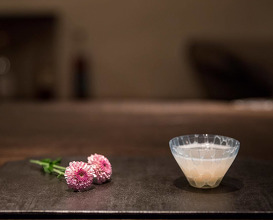 Dinner at Bar Gen Yamamoto