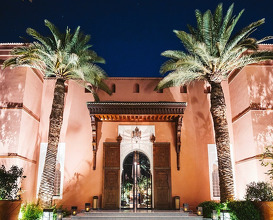 Dinner at La Grande Table Marocaine At The Royal Mansour Hotel